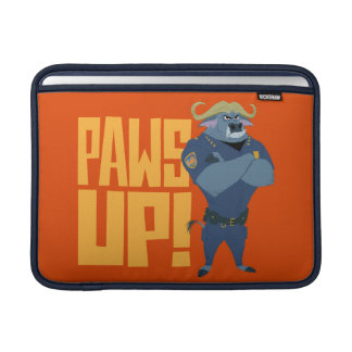 Zootopia | Paws Up! MacBook Sleeve