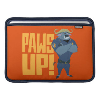 Zootopia | Paws Up! Sleeve For MacBook Air