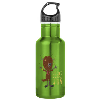 Zootopia | Yax - Be Free with Me 532 Ml Water Bottle