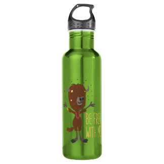 Zootopia | Yax - Be Free with Me 710 Ml Water Bottle