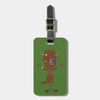 Zootopia | Yax - Be Free with Me Bag Tag