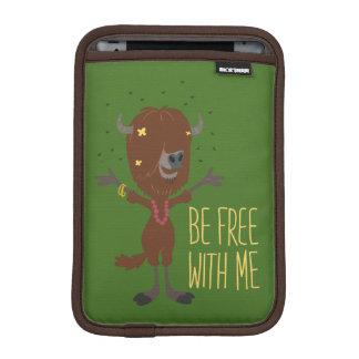 Zootopia | Yax - Be Free with Me iPad Mini Sleeve