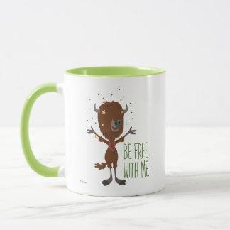 Zootopia | Yax - Be Free with Me Mug