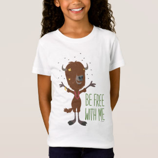 Zootopia | Yax - Be Free with Me T-Shirt