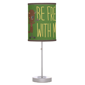 Zootopia | Yax - Be Free with Me Table Lamp