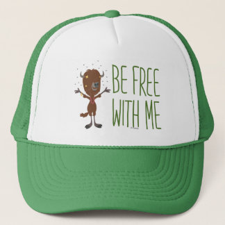 Zootopia | Yax - Be Free with Me Trucker Hat