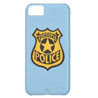 Zootopia | Zootopia Police Badge Case For iPhone 5C