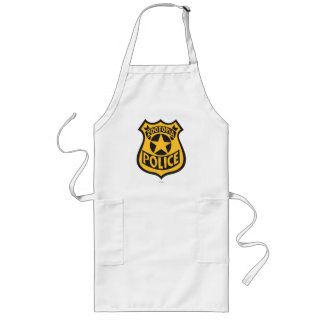 Zootopia | Zootopia Police Badge Long Apron