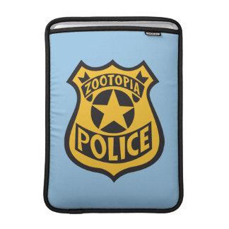 Zootopia | Zootopia Police Badge MacBook Sleeve