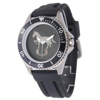 Zorba Horseshoe Watch