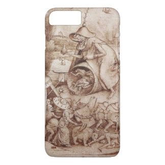 Zorn (Anger) by Pieter Bruegel the Elder iPhone 7 Plus Case