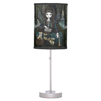 Zoti Bohemian Woodland Sage Fairy Table Lamp