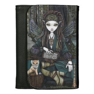 Zoti Woodland Forest Fairy Awen Soothsayer Wallet