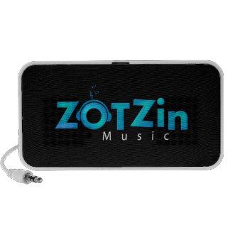 ZOTZinMusic Doodle by OrigAudio™ Speakers