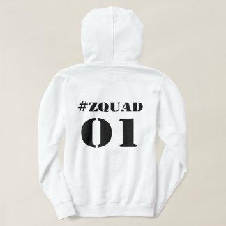 #ZQUAD Hooded Sweatshirt