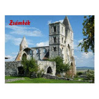 Zsambek Postcard