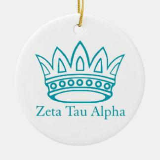 ZTA Crown with ZTA Ceramic Ornament