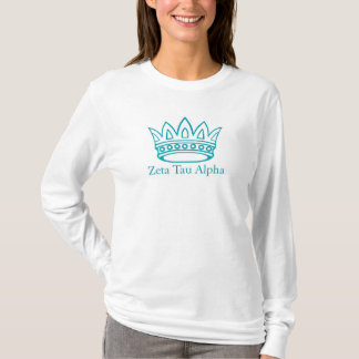 ZTA Crown with ZTA T-Shirt
