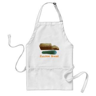 Zucchini Bread Standard Apron
