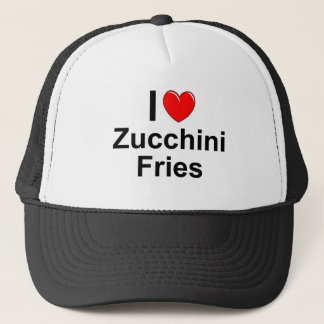 Zucchini Fries Trucker Hat