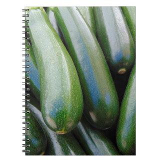 Zucchini Notebooks