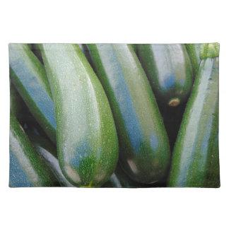 Zucchini Placemat