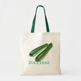 Zucchini Squash Tote Bag