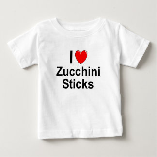Zucchini Sticks Baby T-Shirt