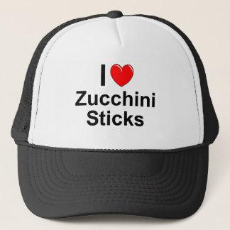 Zucchini Sticks Trucker Hat