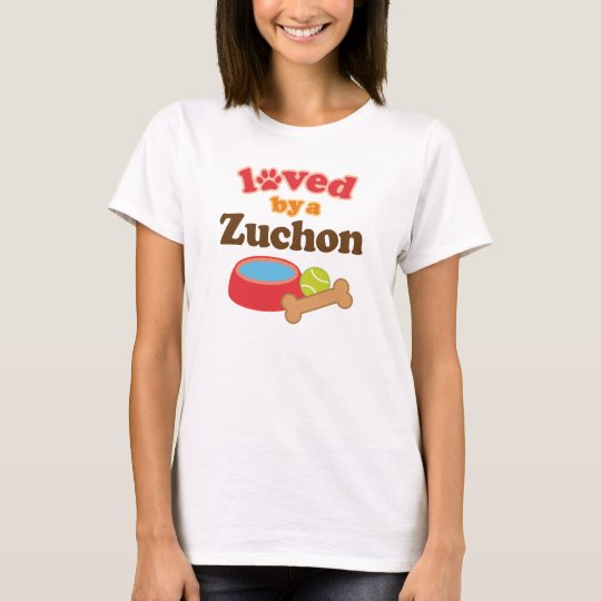 Zuchon Dog Lover pet gift T-Shirt