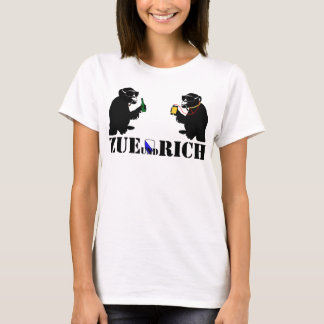 zue and rich T-Shirt