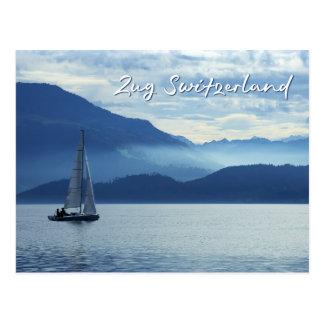 Zug, Switzerland Postcard