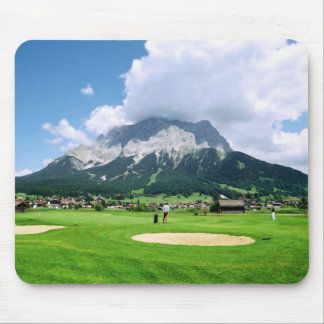 Zugspitze Arena Mouse Pad