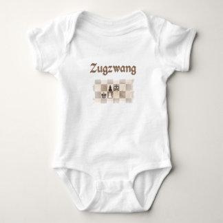 Zugzwang 4000 baby bodysuit