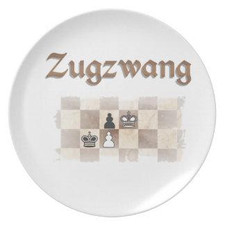Zugzwang 4000 plate