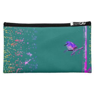 Zuloo Bird Makeup Bag