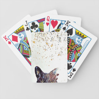 Zuloo Cat Bicycle Playing Cards