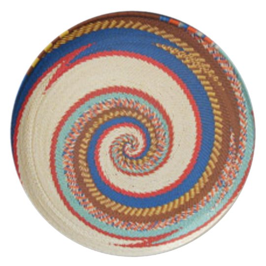 Zulu Decorative Plate