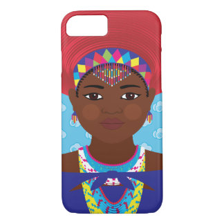 Zulu, South African Matryoshka Case