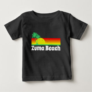 Zuma Beach Baby T-Shirt