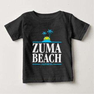 Zuma Beach California Baby T-Shirt