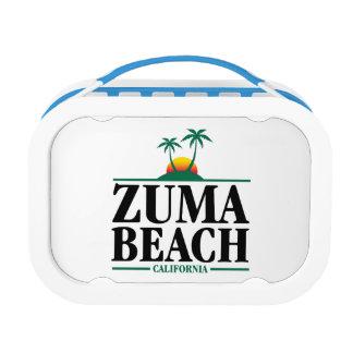 Zuma Beach California Lunch Box