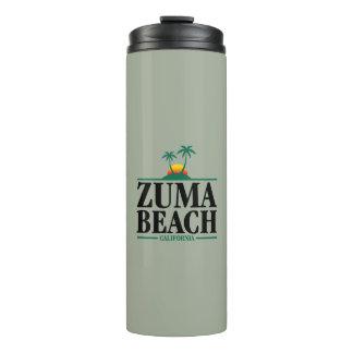 Zuma Beach California Thermal Tumbler