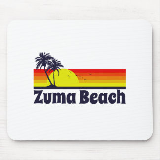 Zuma Beach Mouse Pad