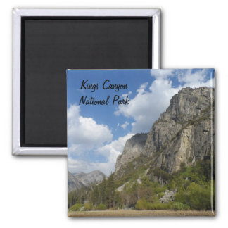Zumwalt Meadow- Kings Canyon National Park Magnet