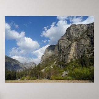 Zumwalt Meadow- Kings Canyon National Park Poster