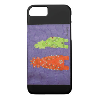 Zuni Maidens iPhone 7 Case
