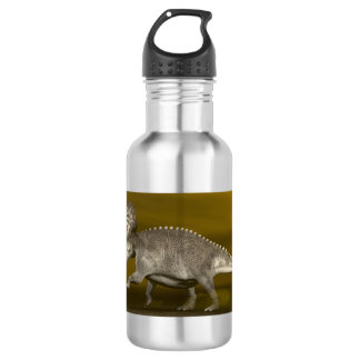 Zuniceratops dinosaur - 3D render 532 Ml Water Bottle