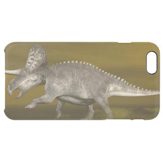 Zuniceratops dinosaur - 3D render Clear iPhone 6 Plus Case