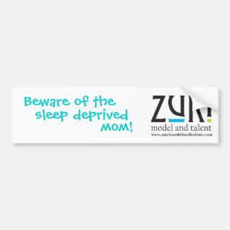 Zuri Mom Bumper Sticker